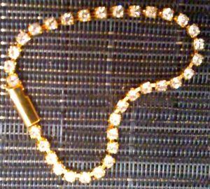 【送料無料】ブレスレット アクセサリ― オーストリアテニスブレスレット65パーティーボックスaustrian crystal gold plated tennis bracelet 65 wedding party gift box