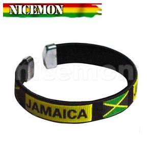 【送料無料】ブレスレット アクセサリ― ブレスレットブレスレットマンシェットjamaque drapeau national bracelet poignet filet bracelet manchette 1sz