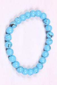 【送料無料】ブレスレット アクセサリ― ビーズゴムブレスレットゴムブレスレット listingturquoise plain smooth beads rubber bracelet,round rubber bracelet