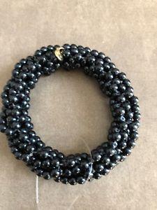 【送料無料】ブレスレット アクセサリ― ビーズブレスレットjcrew beaded bracelet