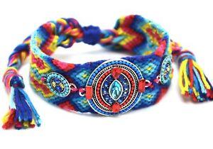 【送料無料】ブレスレット アクセサリ― ブラジルカフブレスレットビーズbc3051fbrazilian cuff bracelet braided wire with oval stones beads