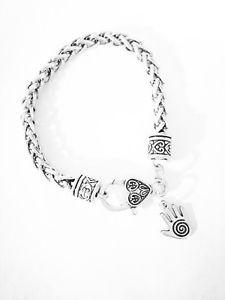 【送料無料】ブレスレット アクセサリ― ヒーリングハンドブレスレットマッサージセラピストクリスマスhealing hand charm bracelet massage therapist nurse christmas gift