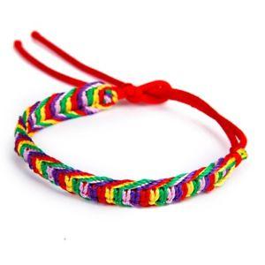 【送料無料】ブレスレット アクセサリ― ××カラフルハンドメイドブレスレットブレスレット5x9 x colorful handmade braided friendship bracelets ankle bracelet o9y4