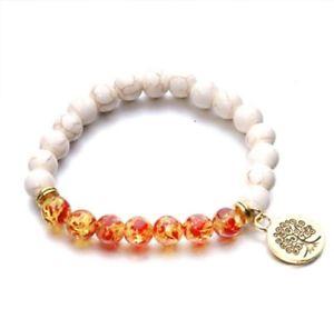 【送料無料】ブレスレット アクセサリ― チャクラ*natural chakra volcano stone bracelet*