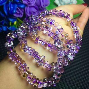 【送料無料】ブレスレット アクセサリ― アメジストブレスレットaaa9mmnatural amethyst quartz crystal stretch bracelet aaa 9mm