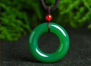 【送料無料】ブレスレット アクセサリ― リングシンボルnatural green chalcedony handcarved peace ring a symbol of peace and happiness