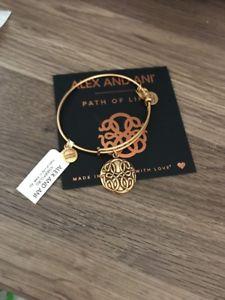 【送料無料】ブレスレット アクセサリ― アレックスライフワイヤーブレスレットラファエリアンゴールドドルパスalex and ani path of life iv expandable wire bracelet rafaelian gold  r 28