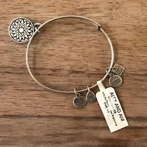 【送料無料】ブレスレット アクセサリ― アレックスラファエリアンシルバーエネルギーブレスレットalex and ani beginnings rafaelian silver finish energy bracelet