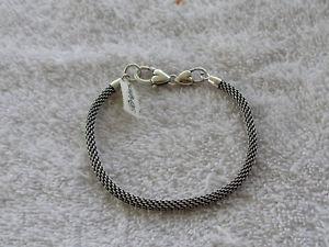 【送料無料】ブレスレット アクセサリ― ブライトンビバリーロブスターブレスレットbrighton beverly glam silver platedlobster closure bracelet nwts