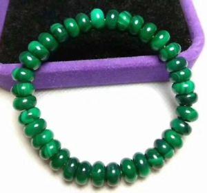 【送料無料】ブレスレット アクセサリ― 8mmマラカイトブレスレットaaaa8mm genuine natural green malachite gemstone beads bracelet aaaa