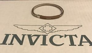 【送料無料】ブレスレット アクセサリ― インヴィクタジュエリーメッシュブレスレットj0102invicta jewelry woven mesh bracelet j0102