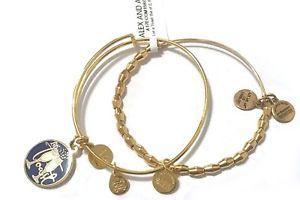 【送料無料】ブレスレット アクセサリ― アレックストーストワイヤーゴールドブレスレットalex and ani lets toast charm expandable wire gold braceletnwt