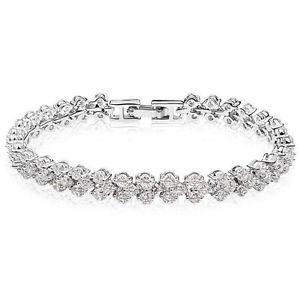 【送料無料】ブレスレット アクセサリ― ジルコンブレスレットzircon jewelry bracelet