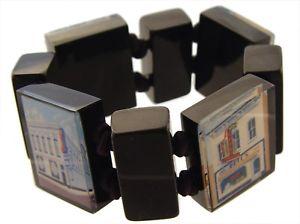 【送料無料】ブレスレット アクセサリ― パブイメージストレッチブレスレットzsiskazahara stretch bracelet with pub images