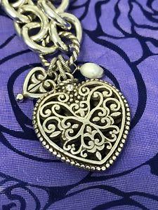 【送料無料】ブレスレット アクセサリ― ブライトンフィレンツェブレスレットbrighton florence heart bracelet includes fabric pouch