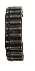 【送料無料】ブレスレット アクセサリ― ブレスレットレザーブラウンリベットbracelet leather brown with motive rivets bullet