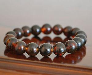 【送料無料】ブレスレット アクセサリ― バルトビーズブレスレットグラムbaltic amber beads bracelet 16 gr