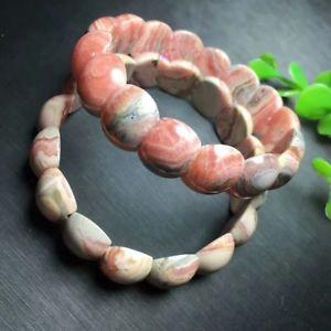 【送料無料】ブレスレット アクセサリ― ローズブレスレットnatural rose rhodochrosite gemstone bracelet 15*12mm aaacx