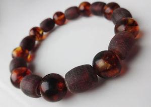 【送料無料】ブレスレット アクセサリ― nauralコニャックバルトブレスレットnaural cognac baltic amber bracelet