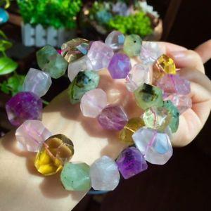 【送料無料】ブレスレット アクセサリ― アメジストビーズブレスレット×natural amethyst purple crystal beads bracelet 18×12mm aaa