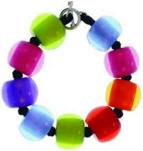 【送料無料】ブレスレット アクセサリ― ボールブレスレットスペクトルzsiska 10 ball bracelet spectrum