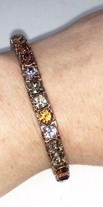 【送料無料】ブレスレット アクセサリ― クリスタルブレスレットウォームピンクストレッチjcrew susi studded crystal stretch bracelet warm pink k1479