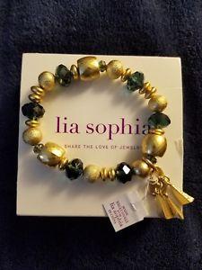 【送料無料】ブレスレット アクセサリ― ソフィアストレッチブレスレットlia sophia stretch bracelet