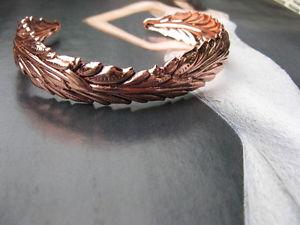 【送料無料】ブレスレット アクセサリ― インチカフブレスレットインチwomens 7 inch copper cuff bracelet cb200dl 12 of an inch wide