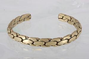 【送料無料】ブレスレット アクセサリ― カフブレスレットファッションbrass cuff bracelet fashion 0534b