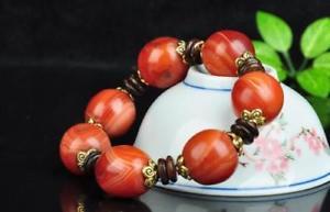 【送料無料】ブレスレット アクセサリ― ファッションハンドニットビーズゴムブレスレットブレスレットfashion handknitted natural agate chalcedony beads elastic bracelets bracelets