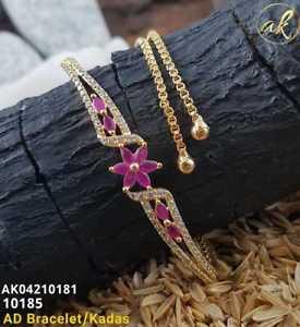 【送料無料】ブレスレット アクセサリ― イエローゴールドメッキブレスレットhigh quality ad stone yellow gold plated wedding bracelet za16393