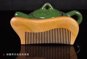 【送料無料】ブレスレット アクセサリ― ハンドメイドコームマッサージコームhandmade verawood wood comb fine toothed straight nostatic massage comb