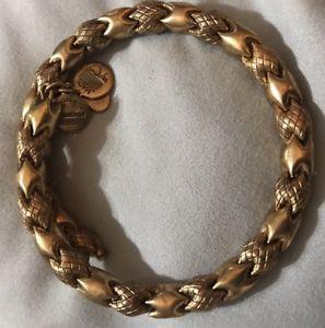 【送料無料】ブレスレット アクセサリ― アレックスビンテージメディナゴールドラップブレスレットalex and ani vintage 66 medina gold finish wrap bracelet