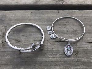 【送料無料】ブレスレット アクセサリ― アレックスブレスレットアンカークリスタルダブ2 alex and ani bracelets anchor, crystal dove
