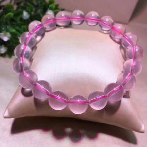 【送料無料】ブレスレット アクセサリ― ローズコーツブレスレットaaa9mmgenuine natural rose quartz star light crystal beads stretch bracelet aaa 9mm