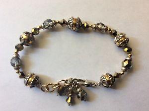 【送料無料】ブレスレット アクセサリ― ブライトンルナクリスタルメタルブレスレットbrighton sol e luna crystal metal bracelet 75825