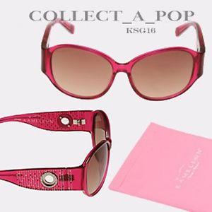 【送料無料】ブレスレット アクセサリ― ピンクフレームサングラスauthentic kameleon pink frames sunglasses ksg016 *retired* ksg0016