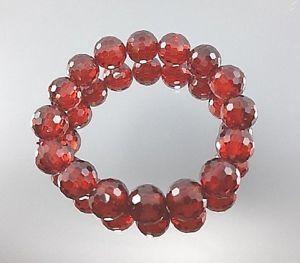 【送料無料】ブレスレット アクセサリ― レディースクオーツレッドブレスレットファッションgift ladies natural crystal stone women quartz red bracelet fashion souvenir 1pc