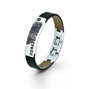 【送料無料】ブレスレット アクセサリ― オリバージュエルメンズブレスレットレザーステンレススチールsoliver jewel mens bracelet leather stainless steel so7901 417907