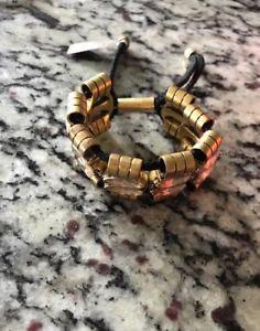 【送料無料】ブレスレット アクセサリ― ブレスレットj crew adjustable crystal bracelet nwt