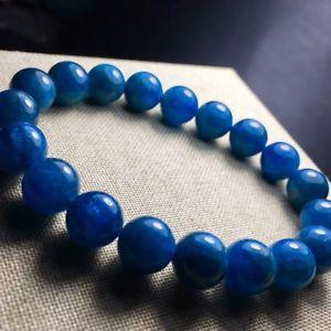 【送料無料】ブレスレット アクセサリ― カイアナイトラウンドビーズブレスレットnatural kyanite cat eye light gemstone round beads bracelet 10mm aaa