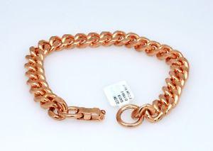 【送料無料】ブレスレット アクセサリ― チェーンブレスレットcopper curb chain healing bracelet