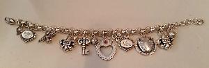 【送料無料】ブレスレット アクセサリ― ブライトンブレスレットchunky brighton charm bracelet