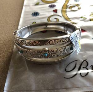 【送料無料】ブレスレット アクセサリ― ブライトンナバホブレスレットbrighton navajo bracelet nwt