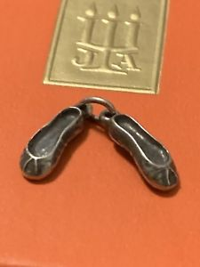 【送料無料】ブレスレット アクセサリ― ジェームズバレエシューズカットリンクボックスjames avery ballet shoes retired uncut link gift box