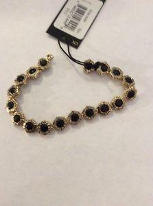 【送料無料】ブレスレット アクセサリ― 88ドルブレスレットhh1488 studded steel gold tone bracelet hh14