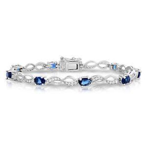 【送料無料】ブレスレット アクセサリ― ブレスレットテニスブレスレットforever bracelet figure eight infinity tennis bracelet, 7