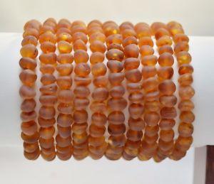 【送料無料】ブレスレット アクセサリ― ロットバルトブレスレットビーズlot 10 whole genuine baltic amber bracelet unpolished adult beads ta1950
