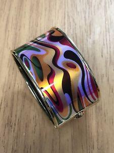 【送料無料】ブレスレット アクセサリ― マルチカラーブレスレットmulti color wide bracelet