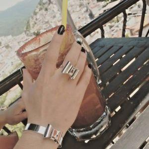 【送料無料】ブレスレット アクセサリ― タスコメキシコスターリングブレスレットsterling silver bow bracelet and ring from taxco mexico